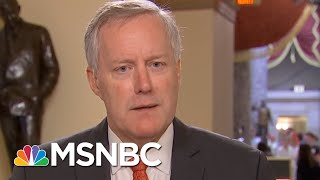 GOP Rep.: 'Separating Kids From Parents Is Not A Humane Thing' | Hallie Jackson | MSNBC
