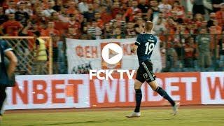 BANG! Se Vavros vanvidsdrøn fra FCK TV's vinkel