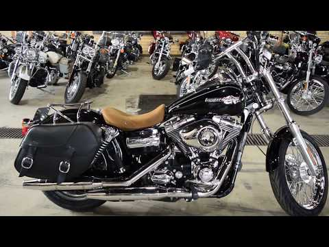 2011 Harley-Davidson Dyna® Super Glide® Custom in South Saint Paul, Minnesota