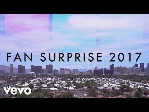 Imagine Dragons – Evolve Album Art Fan Surprise (Pt. 1)