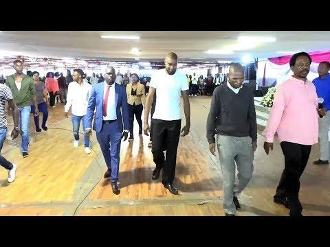 """PASTORS do you want Anointing? FOLLOW ME"" - Apostle JB Makananisa"