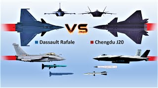 Dassault Rafale vs Chengdu J20 | Who would win?