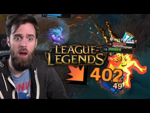 I FINALLY Played League Of Legends!