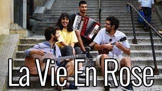 La Vie En Rose - Cover - Enya ukulele, guitar and accordion