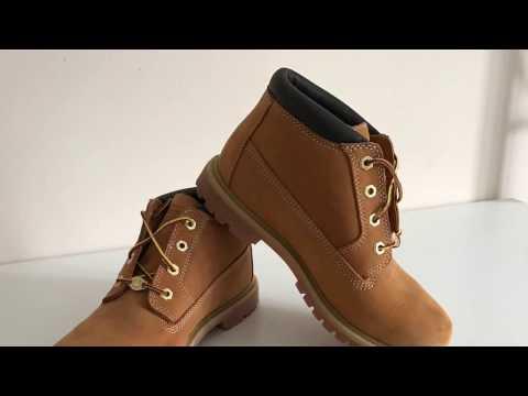 Timberland NELLIE CHUKKA Boots on feet / mierzymy buty Timberland