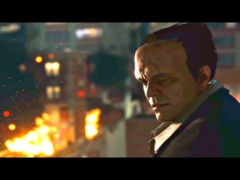 SPIDER-MAN PS4 - The Heist DLC ENDING