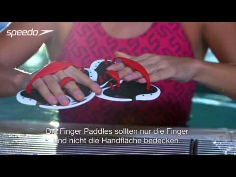 Trainingsmittel/ Trainingszubehör Finger Paddles