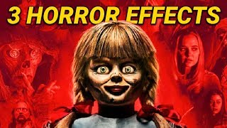 3 Simple HORROR EFFECTS for your Halloween Movie