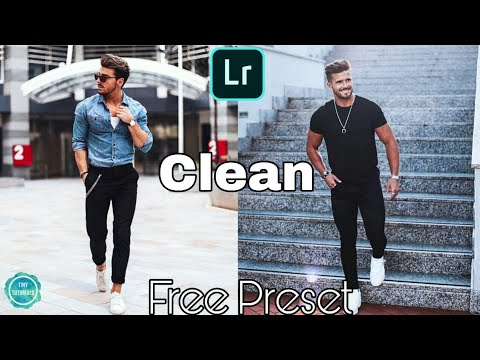 Free Clean Preset For Lightroom Mobile | Free Clean Preset