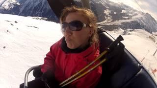 Wintersport Mayrhofen 2013 Snowboarding Ski trip