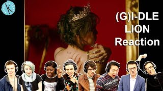 Classical Musicians React: (G)I-DLE 'LION'