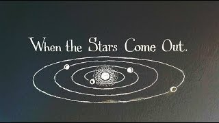 """Dan Wilson - """"When The Stars Come Out"""" [Official Lyric Video]"""