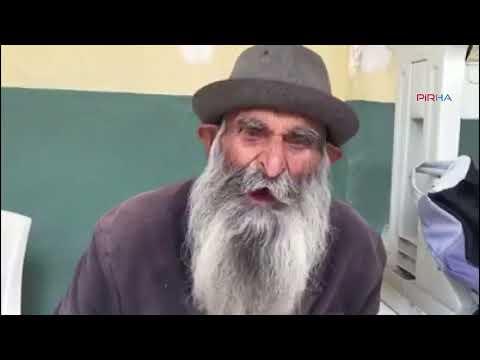 110 yaşındaki Açıkgöz Dersim'in efsanelerini anlatıyor