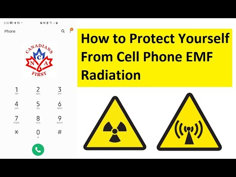 How to Protect from Cell Phone EMF Radiation