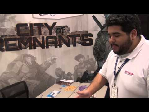 City of Remnants - PAX East 2013