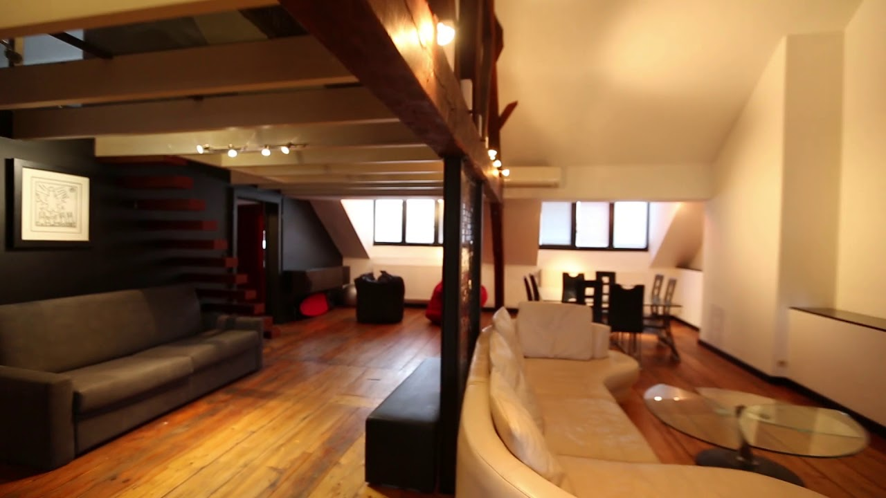 Stunning 2-bedroom apartment for rent in Brussels city centre
