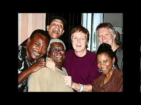 Bring It On Home To Me performed by Al Jarreau and George Benson; features Paul McCartney