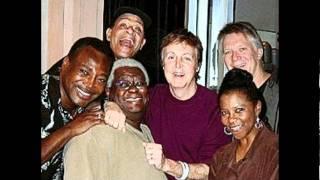 George Benson, Al Jarreau, & Paul McCartney ~ Bring It On Home To Me
