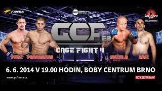 Jiří Procházka vs. Martin Šolc — GCF Fight Night 26