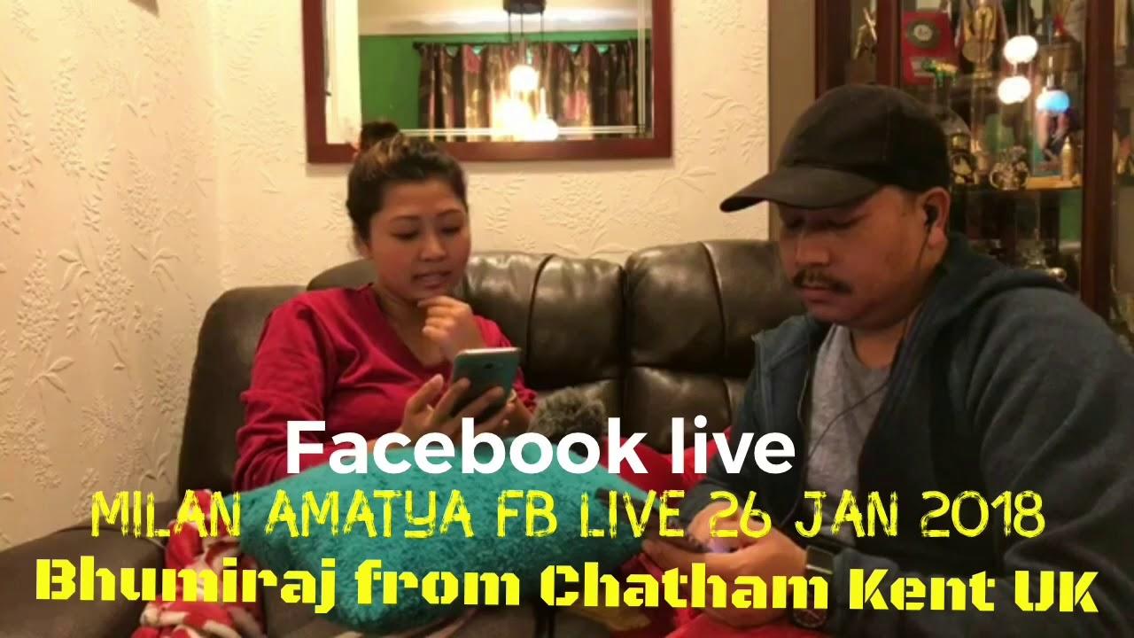 Milan Amatya Live