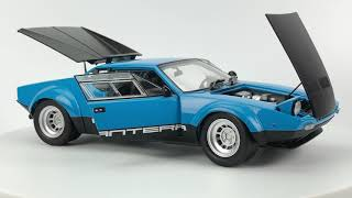 Kyosho De Tomaso Pantera GT4