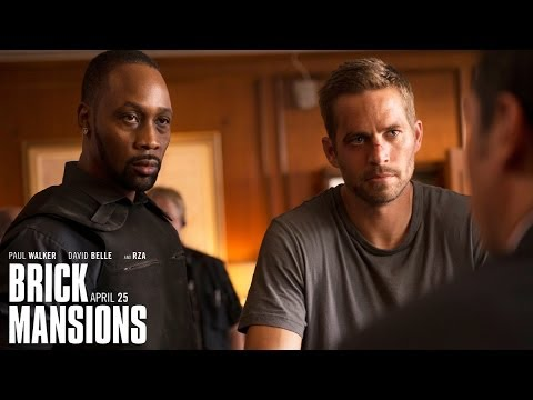 Brick Mansions Clip 'Don't Get Squashed'