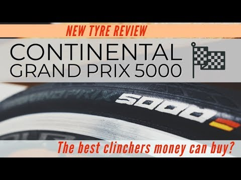 New 2019 Continental Grand Prix 5000 Clincher Road Tire Review – Best Clincher Tires