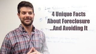 Avoid Foreclosure - 4 Tips and Little Known Facts