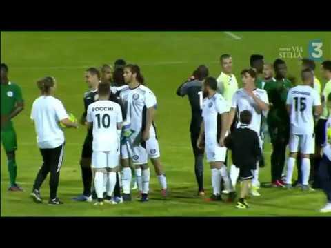Corsica vs. Nigeria Highlights