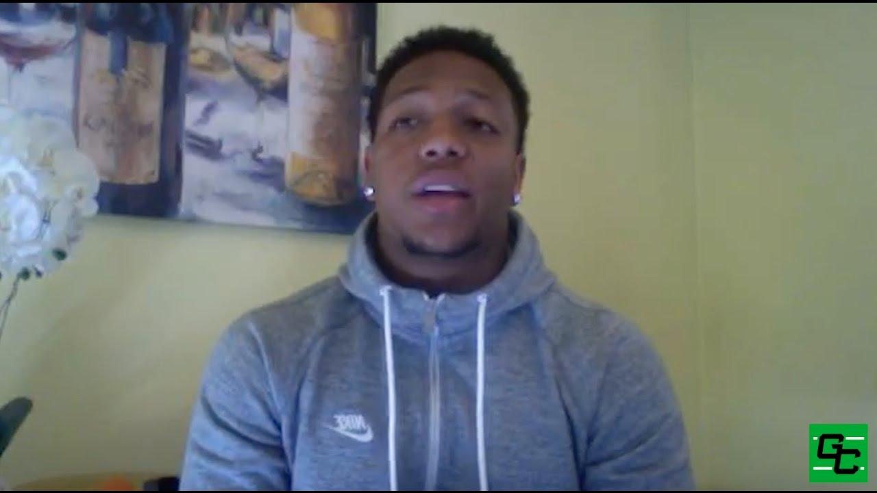 Darren Walker NFL Draft 2017 Interview
