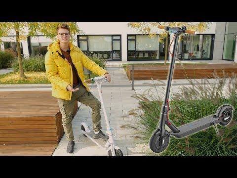 IO Hawk Sparrow E-Scooter: Der 24 km/h Cityroller | CHIP