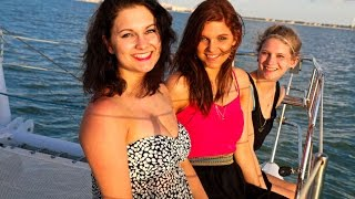 Sunset Sailing Cruise | Don't Miss Now | Music by Downhere | Day 5