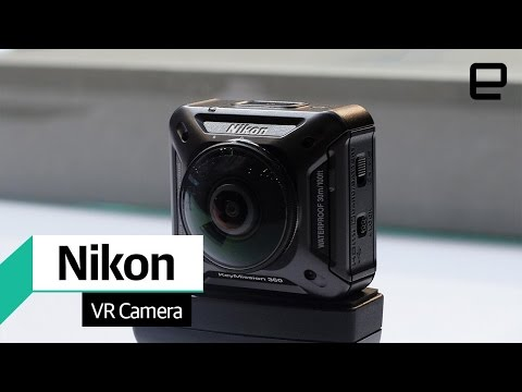 Nikon KeyMission 360: First Look