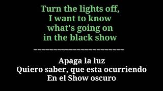 Melody of a murder - Scarlett rose (letra en español e ingles)