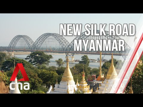 How will China's New Silk Road shape Myanmar's economy? | Full episode
