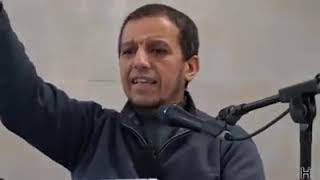 Un prêcheur arabe trés touché par le patriotisme de Thierno Alassane Sall ex. ministre de l'energie du sénégal