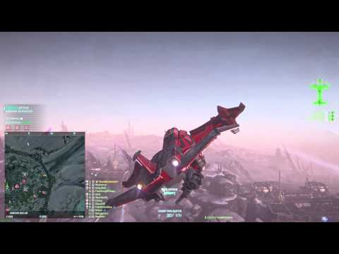 planetside 2 at 60fps. 1080p, and all ultra settings
