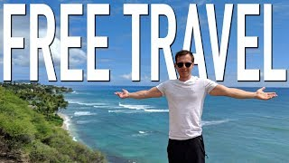 How To Travel The World For Free: Credit Cards 101