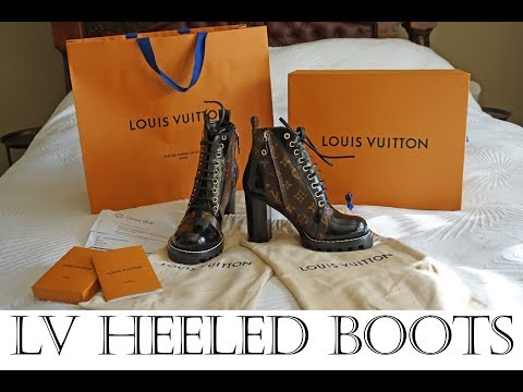 Louis Vuitton Star Trail Ankle Boot Review – Quality, Comfort, Fit, Sizing