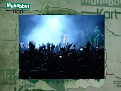 Muhabbet Kart Mustafa Sandal Konserleri
