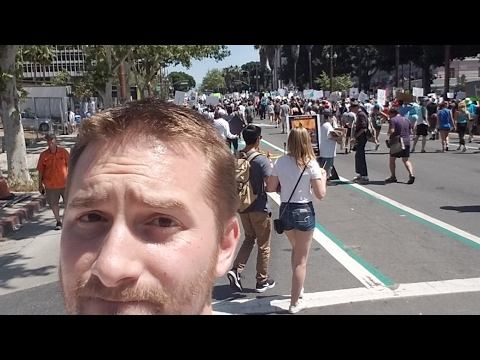 Live At The LA March For Science