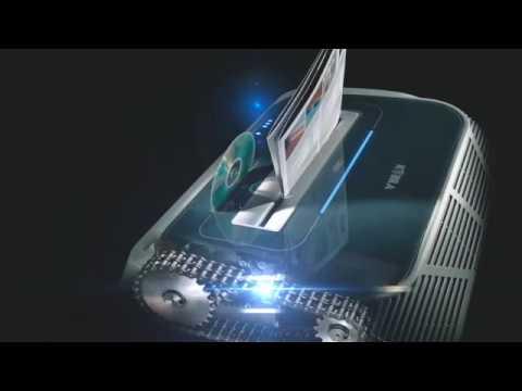 Video of the KOBRA 310 TS HD HS-6 Shredder