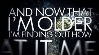 The Word Alive - Life Cycles Lyric Video
