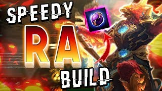 Smite: Season 6 SPEEDY RA Build - New Doom Orb is INSANE!