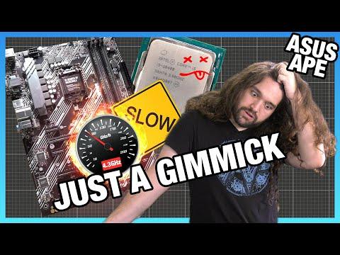 Removing Intel i5-10400 Power Limits on H470 vs. AMD Ryzen 5 ...