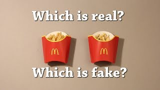 Fun Test: Which Is Real? Vol 5