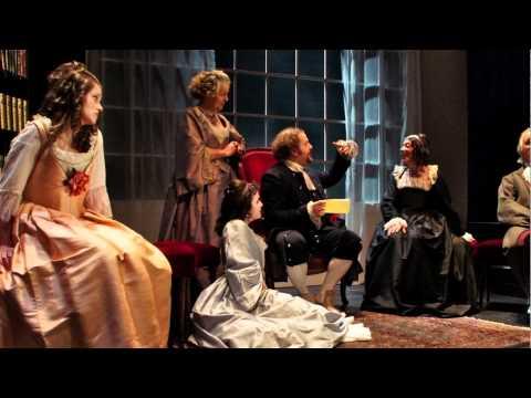 Mise en scène, Les femmes savantes, Molière (2011-2012)