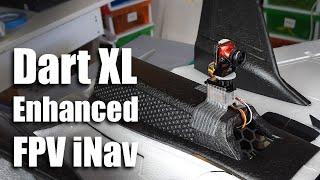 ZOHD Dart XL Enhanced Version - FPV iNav