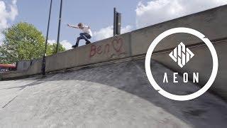 Freeskate London On USD Aeon 80 Skates