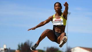 Albi 2020 : Eloyse Lesueur avec 6,44 m au saut en longueur